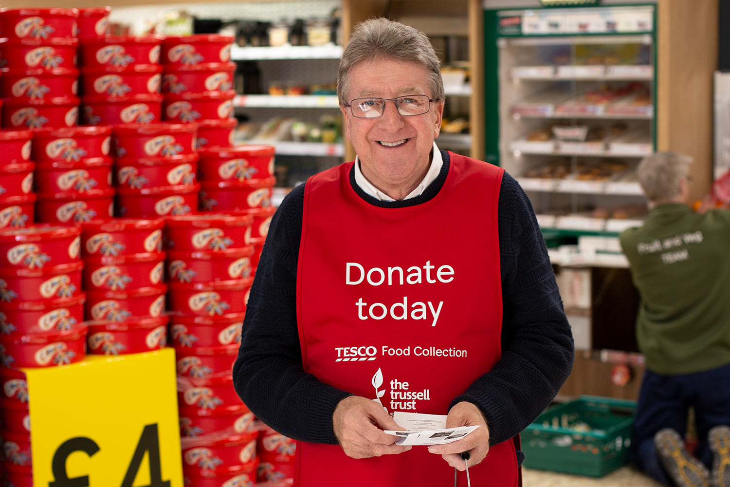 Tesco Food Collection The Trussell Trust